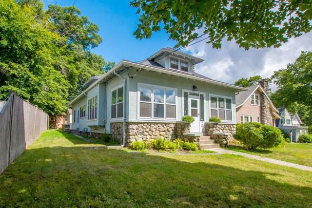161 Walnut Street, Dedham, MA 02026 (MLS #72368176) :: Commonwealth Standard Realty Co.
