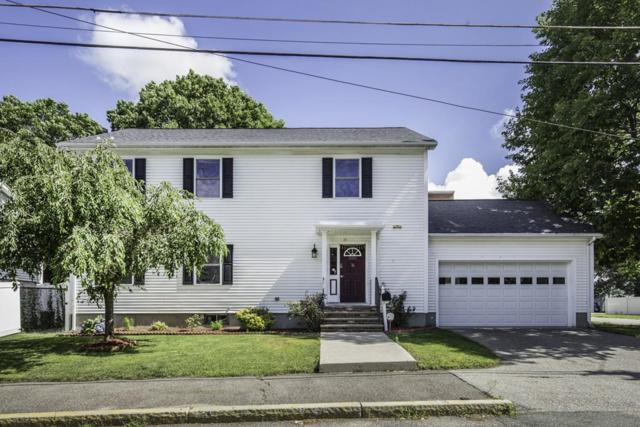 38 Belle Ave, Medford, MA 02155 (MLS #72368306) :: Westcott Properties