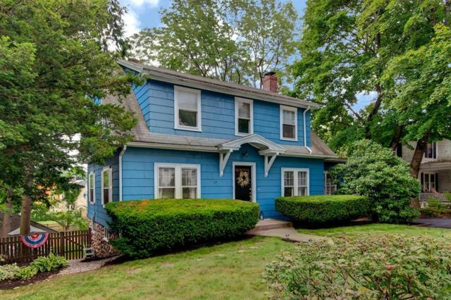 19 Flagg St, Worcester, MA 01602 (MLS #72368672) :: Cobblestone Realty LLC