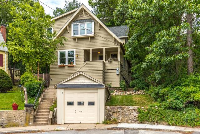 15 Rock Glen Circle, Medford, MA 02155 (MLS #72368733) :: Westcott Properties