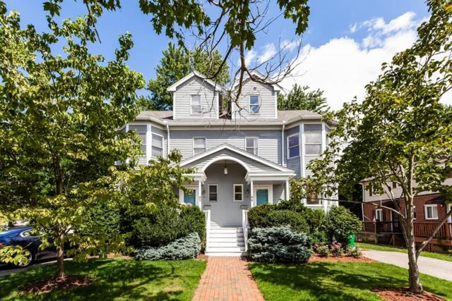 35 Court St #35, Newton, MA 02458 (MLS #72369225) :: Apple Country Team of Keller Williams Realty