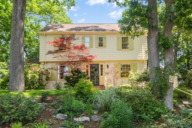 14 Hillcrest Circle, Newton, MA 02468 (MLS #72369282) :: Commonwealth Standard Realty Co.