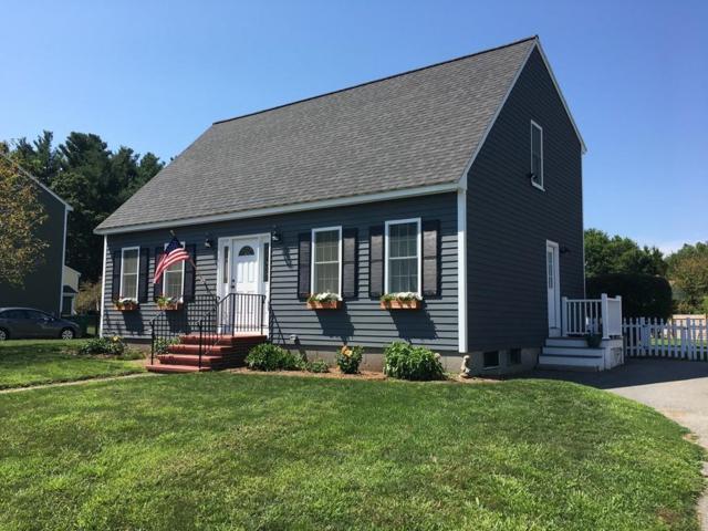 5 Patricia Drive, Ayer, MA 01432 (MLS #72369347) :: Compass Massachusetts LLC