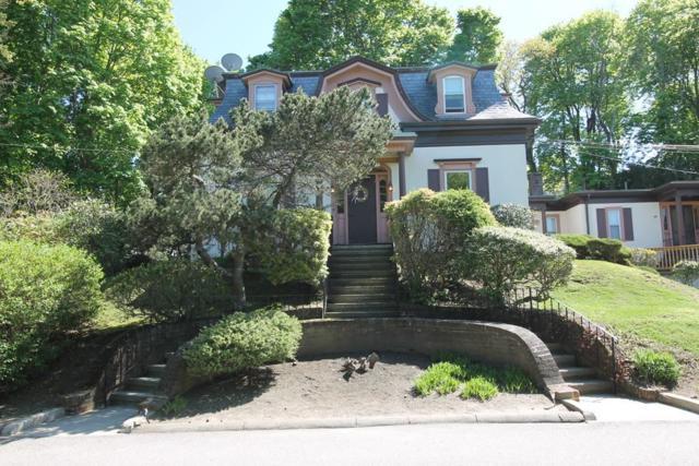 691 Broad Street, Weymouth, MA 02189 (MLS #72369740) :: Westcott Properties