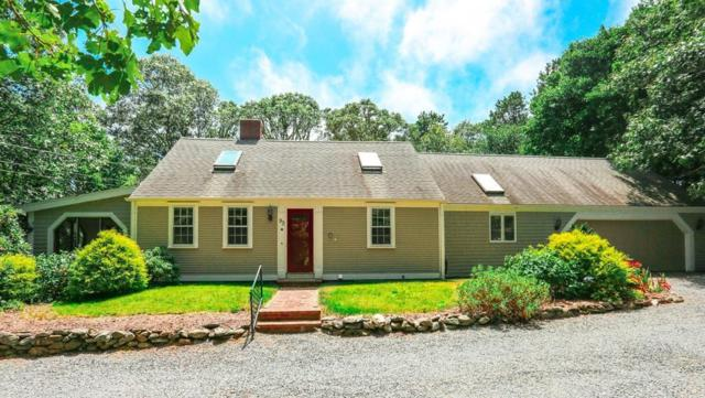 93 Shell Ln, Barnstable, MA 02635 (MLS #72370102) :: Trust Realty One