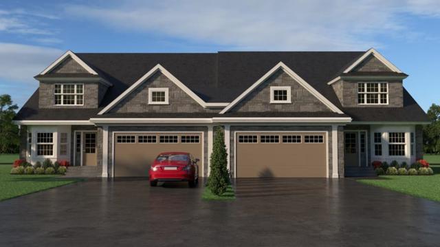 9 Cape Club Drive #9, Sharon, MA 02067 (MLS #72370739) :: ALANTE Real Estate