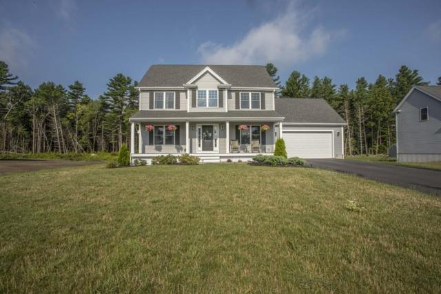 25 Waterford Circle, Dighton, MA 02715 (MLS #72370908) :: Apple Country Team of Keller Williams Realty
