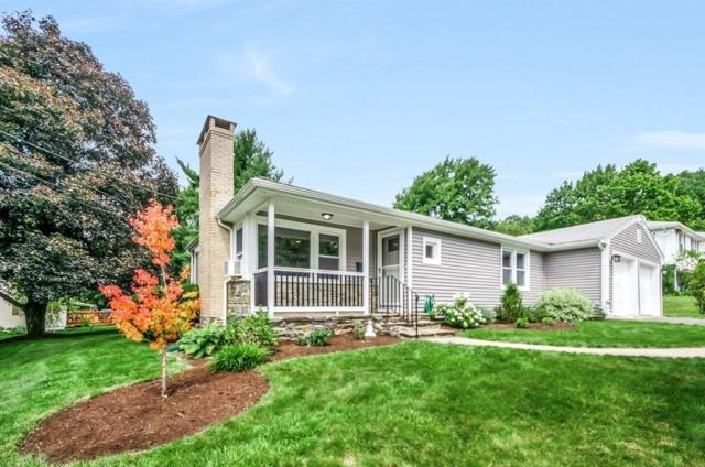 2 West Pine Lane, Worcester, MA 01609 (MLS #72371314) :: Westcott Properties