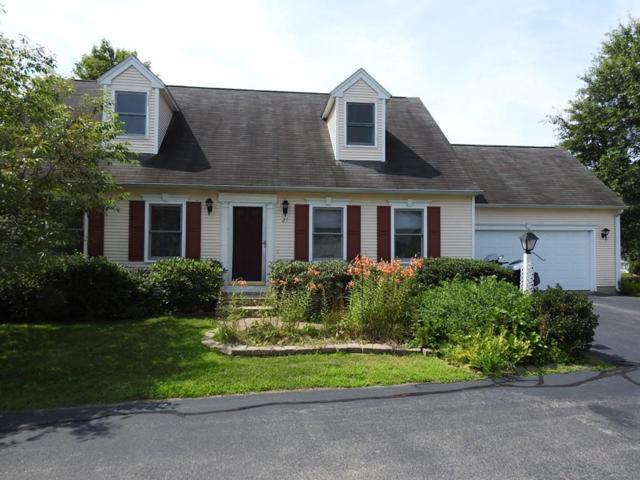 27 Rosewood Drive, Haverhill, MA 01832 (MLS #72371348) :: Westcott Properties