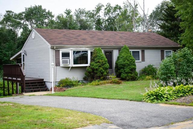 33 Old Farm Road, Spencer, MA 01562 (MLS #72371665) :: Hergenrother Realty Group