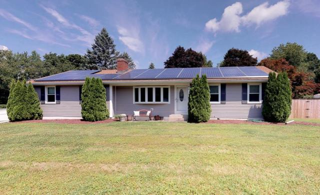 90 Clover Hill Dr, Agawam, MA 01030 (MLS #72372128) :: Hergenrother Realty Group