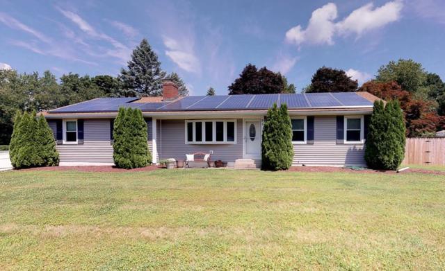 90 Clover Hill Dr, Agawam, MA 01030 (MLS #72372128) :: Compass Massachusetts LLC