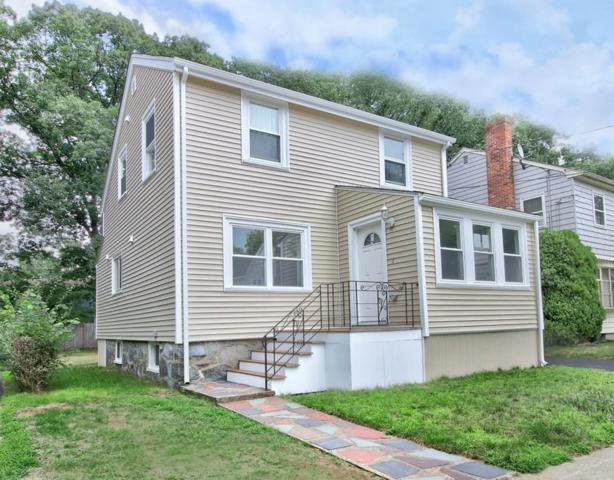 31 Caspar St, Boston, MA 02132 (MLS #72372409) :: Lauren Holleran & Team
