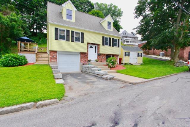 595 E Merrimack St, Lowell, MA 01852 (MLS #72372442) :: Westcott Properties