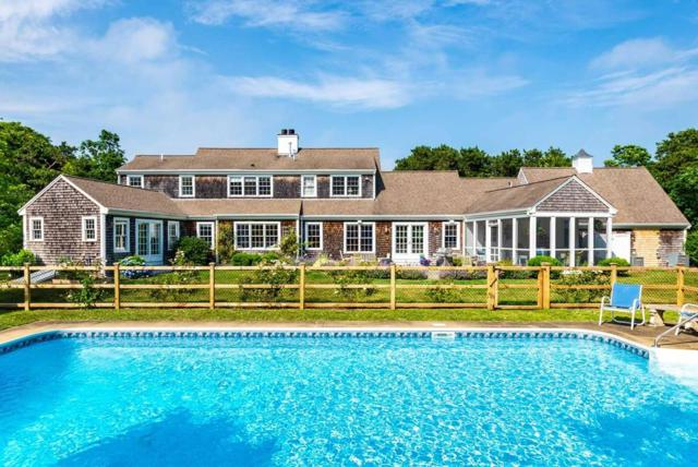 90 Herring Creek Road, Edgartown, MA 02539 (MLS #72372488) :: Lauren Holleran & Team