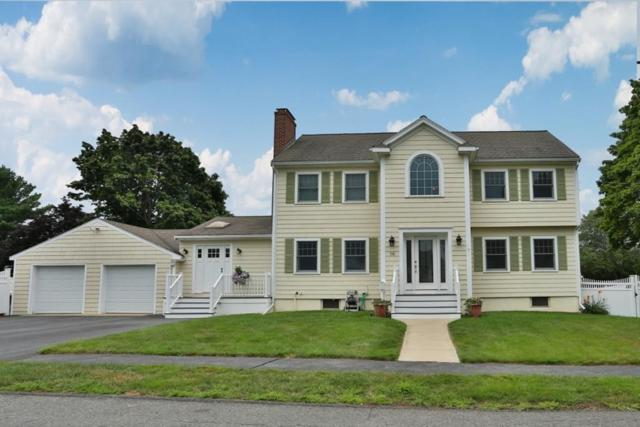 14 Clearwater Road, Peabody, MA 01960 (MLS #72372621) :: Lauren Holleran & Team