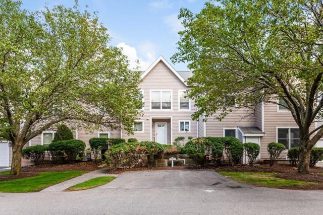 27 Whaler Ln #27, Quincy, MA 02171 (MLS #72372948) :: Westcott Properties