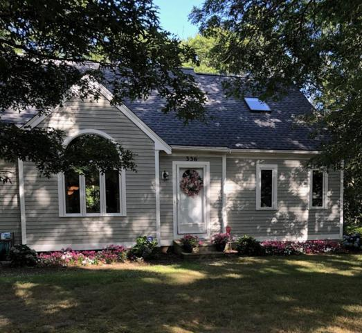 336 Club Valley Dr, Falmouth, MA 02536 (MLS #72373155) :: The Muncey Group