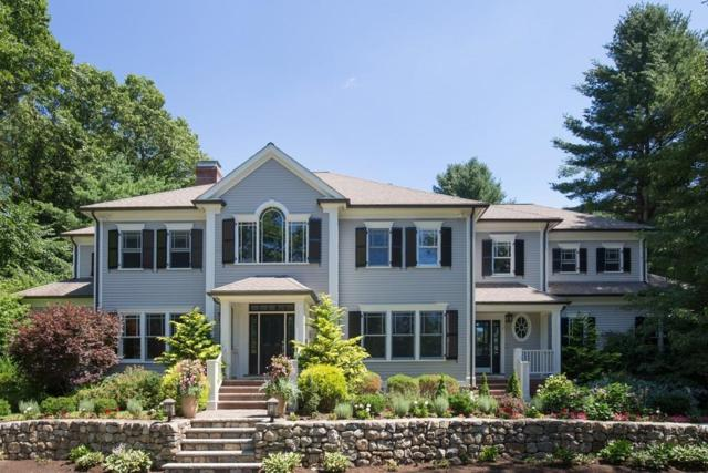 11 Plymouth Road, Weston, MA 02493 (MLS #72373411) :: Compass Massachusetts LLC