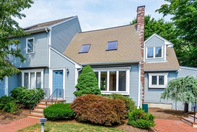 34 Indian Cove Way #34, Easton, MA 02375 (MLS #72373660) :: Anytime Realty