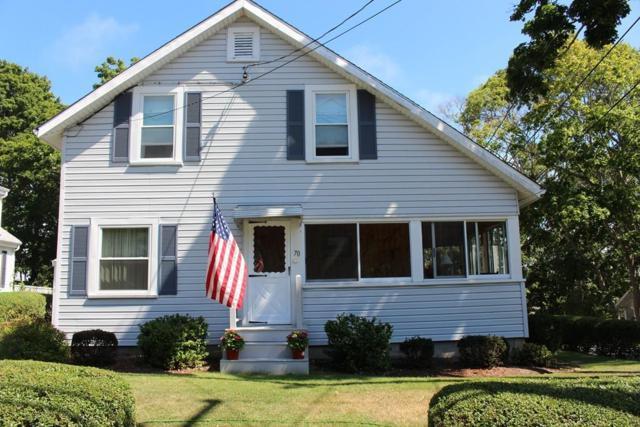 70 Main Avenue, Wareham, MA 02558 (MLS #72374167) :: Vanguard Realty