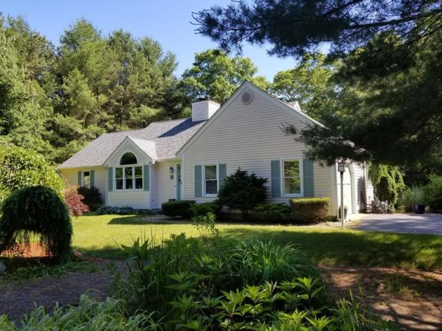 32 Popmunet Rd, Falmouth, MA 02536 (MLS #72374368) :: Apple Country Team of Keller Williams Realty