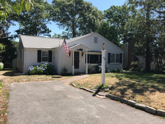 64 Breezy Point Road, Yarmouth, MA 02664 (MLS #72374417) :: The Muncey Group
