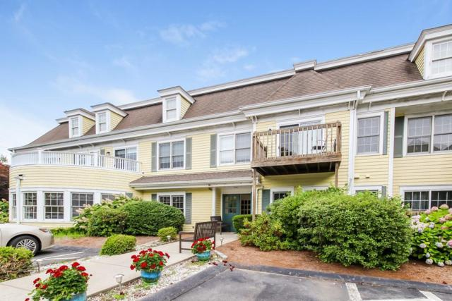 601 Route 28 #106, Harwich, MA 02646 (MLS #72374537) :: Cobblestone Realty LLC