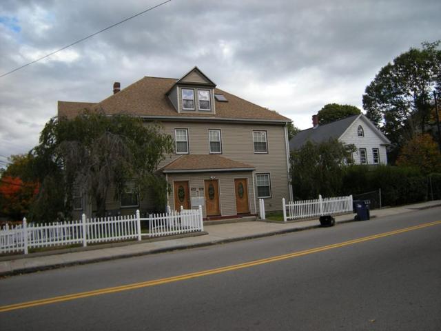 1072- 1074 River St #5, Boston, MA 02136 (MLS #72374653) :: Cobblestone Realty LLC