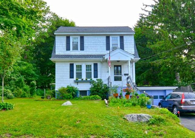 9 Marion Street, Randolph, MA 02368 (MLS #72374674) :: ALANTE Real Estate