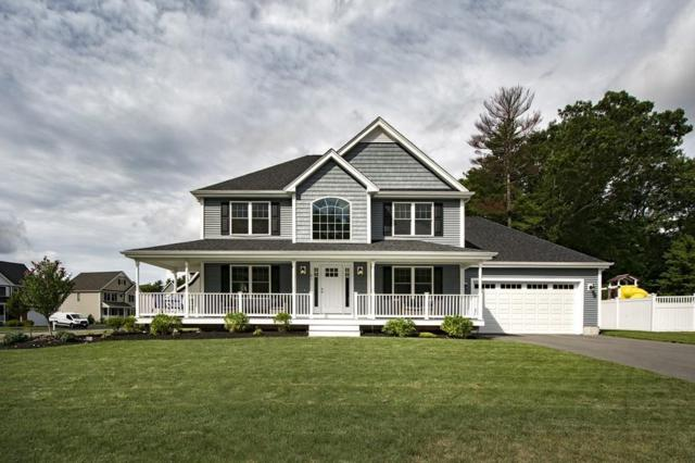 21 Saw Mill Lane, Rockland, MA 02370 (MLS #72374746) :: Apple Country Team of Keller Williams Realty