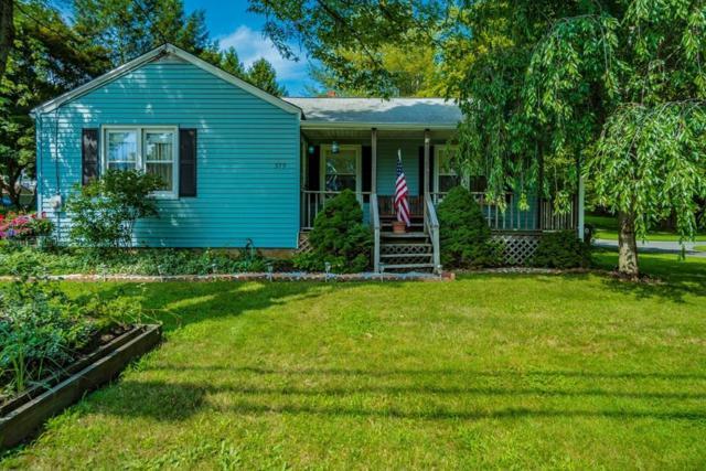 379 N Westfield St, Agawam, MA 01030 (MLS #72375113) :: Local Property Shop