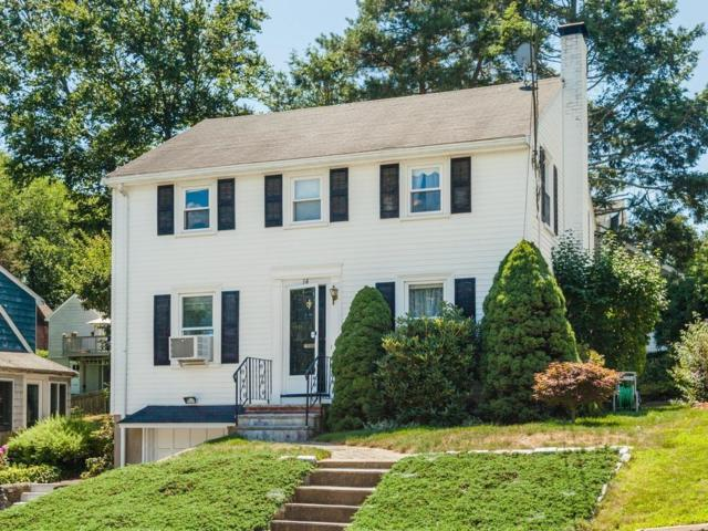 14 Florence Road, Waltham, MA 02453 (MLS #72375632) :: Mission Realty Advisors
