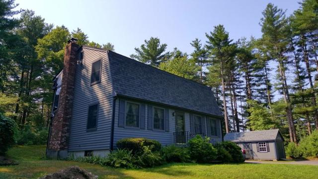 25 Spring St, Wrentham, MA 02093 (MLS #72375689) :: Commonwealth Standard Realty Co.