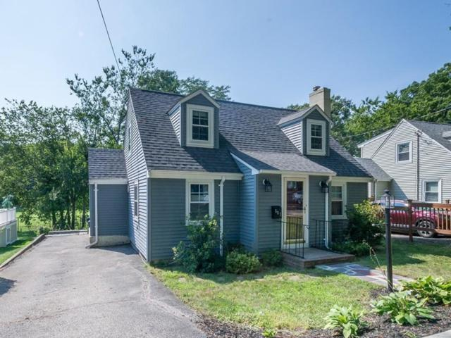 587 Poplar Street, Boston, MA 02131 (MLS #72375693) :: Cobblestone Realty LLC