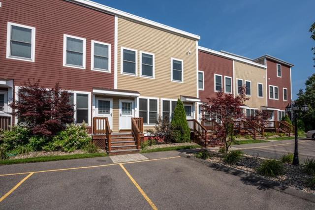 910 Saratoga St #8, Boston, MA 02128 (MLS #72375744) :: Lauren Holleran & Team