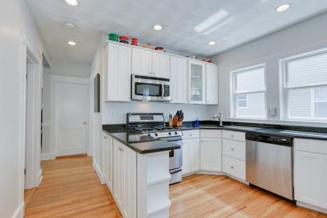 27 Century St #1, Somerville, MA 02145 (MLS #72375946) :: Cobblestone Realty LLC