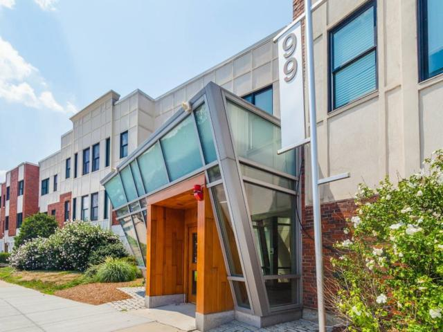 99 Chestnut Hill Ave #202, Boston, MA 02135 (MLS #72376149) :: Vanguard Realty