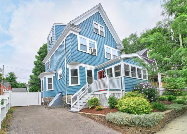 18 Basto Terrace, Boston, MA 02131 (MLS #72376258) :: Cobblestone Realty LLC