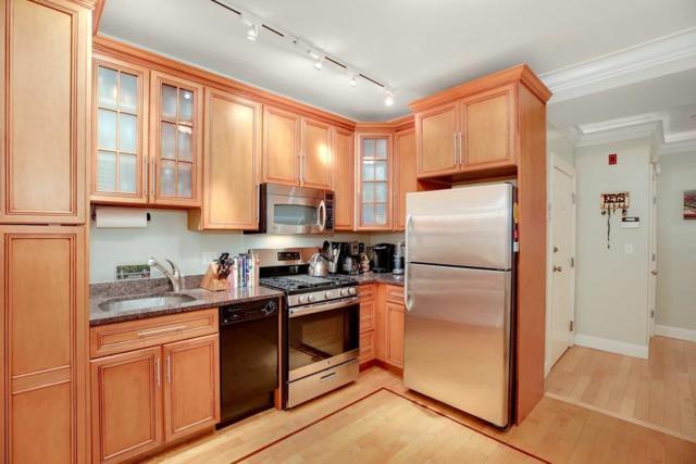23 Margaret St #1, Boston, MA 02113 (MLS #72376487) :: Cobblestone Realty LLC