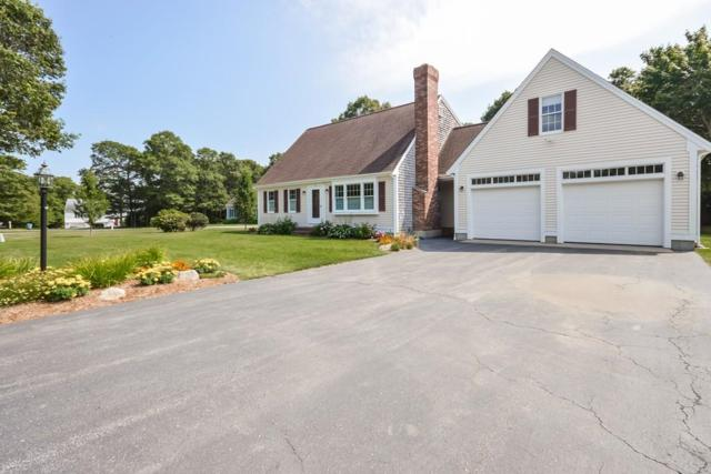 21 Casey's Way, Falmouth, MA 02536 (MLS #72376678) :: The Muncey Group