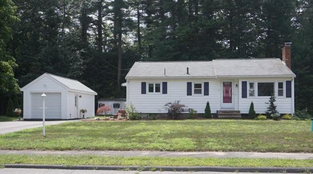 12 Grace Dr, Wilmington, MA 01887 (MLS #72376759) :: EdVantage Home Group