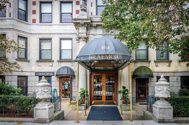 466 Commonwealth Ave #807, Boston, MA 02215 (MLS #72377124) :: Charlesgate Realty Group
