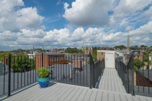 105 Rutherford Ave #3, Boston, MA 02129 (MLS #72377349) :: Charlesgate Realty Group