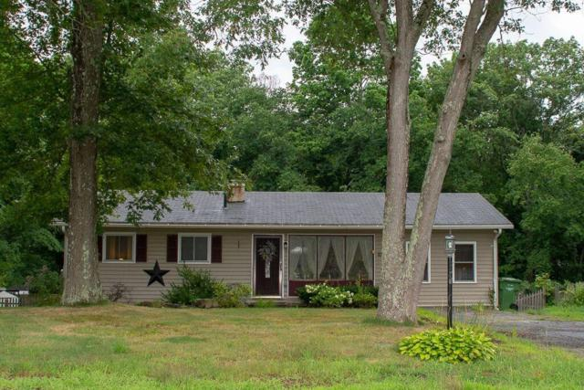 1617 Providence Road, Northbridge, MA 01534 (MLS #72377642) :: Hergenrother Realty Group