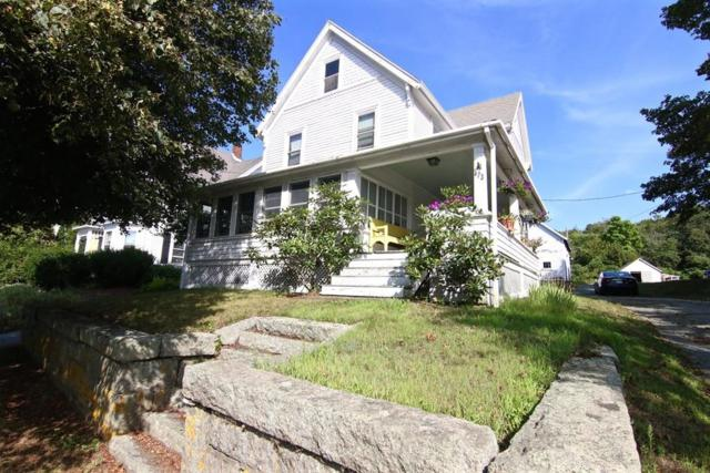 473 Washington Street, Gloucester, MA 01930 (MLS #72377904) :: Commonwealth Standard Realty Co.