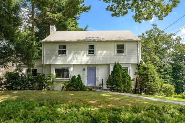 207 Russett Road, Brookline, MA 02467 (MLS #72378066) :: Commonwealth Standard Realty Co.