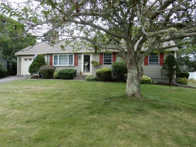 61 Captain Besse Rd, Yarmouth, MA 02664 (MLS #72378110) :: Apple Country Team of Keller Williams Realty