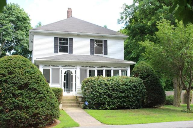 34 Reed Ave, Weymouth, MA 02190 (MLS #72378112) :: Apple Country Team of Keller Williams Realty