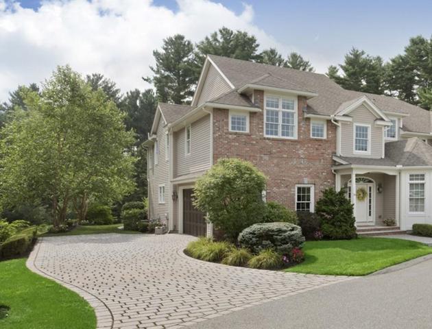527 Salem St #16, Lynnfield, MA 01940 (MLS #72378314) :: EdVantage Home Group
